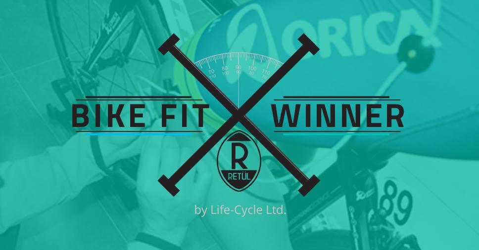 Bike Fitting Ireland Comp Winner