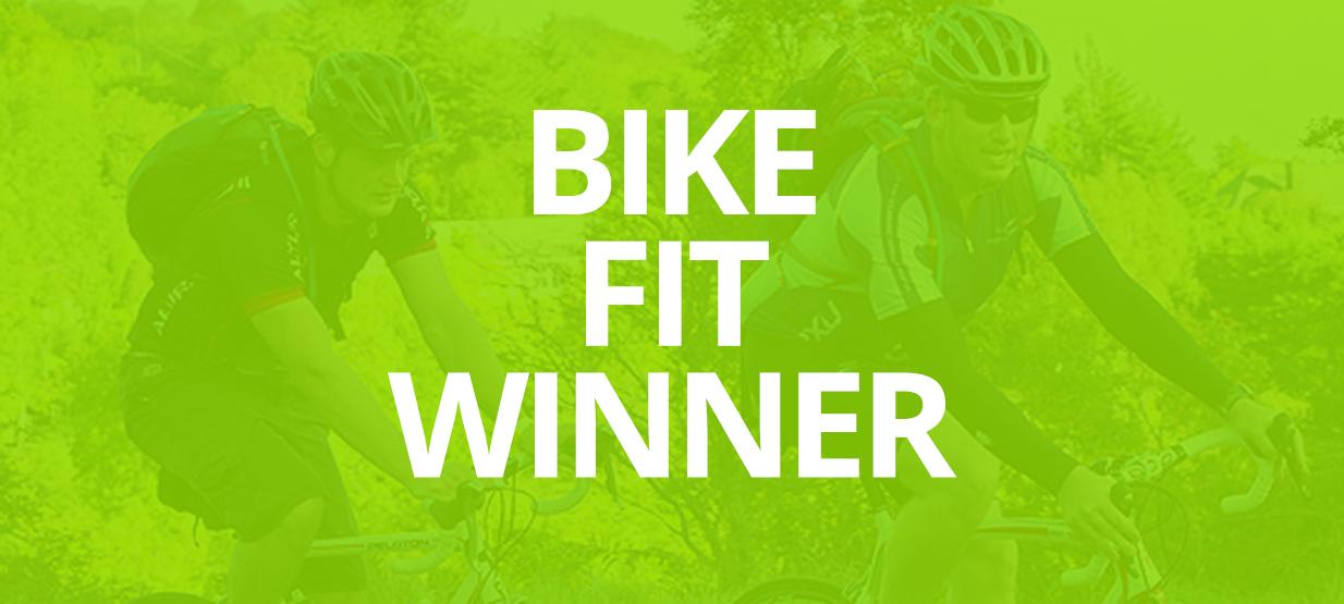 Killarney Adventure Race Bike Fitting Winner